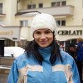 Ellie White, din nou pe pârtia de schi, la două luni de la accident!