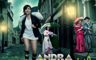 VIDEO: Andra a lansat un nou single