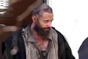 Hugh Jackman, transformare incredibilă: a slăbit mult și arată ca un vagabond
