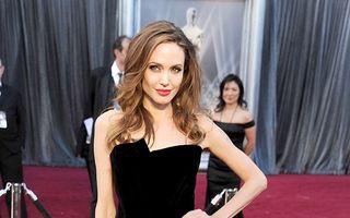 Reacția Angelinei Jolie la parodia despre piciorul ei