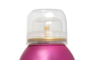 Spray pentru stralucirea parului