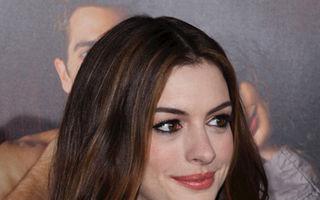 Anne Hathaway, dietă zilnică de 500 de calorii