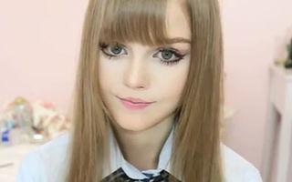 Păpuşile Barbie vii, noul trend pentru adolescente - VIDEO