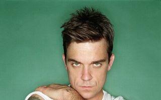 Robbie Williams le cere fanilor idei pentru numele copilului său