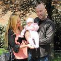 Raluca Zenga a născut un băiețel