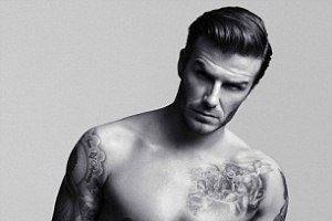 David Beckham, primul bărbat care apare singur pe coperta revistei ELLE