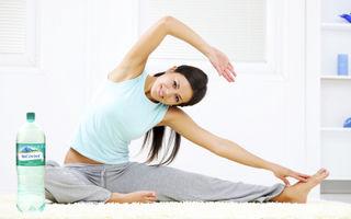 Activitatea fizică regulată ne ajută să ne menţinem un stil de viaţă echilibrat