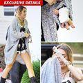 Hannah Montana s-a tăiat la mână