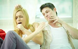 Sănătatea ta: Cum distruge fumatul o relaţie de cuplu. Află motivele!