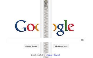 Google îl omagiază pe Gideon Sundback, inventatorul fermoarului modern