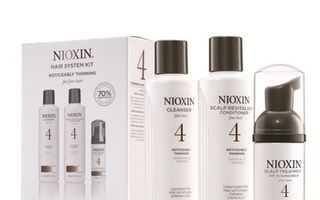 Nioxin – tratament pentru par fin
