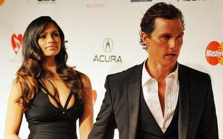 Se însoară Matthew McConaughey