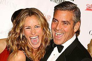 Julia Roberts şi George Clooney, la tribunal