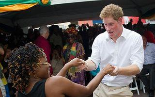 Prinţul Harry vrea să devină DJ de muzică reggae