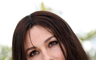Monica Bellucci se bucură că a devenit târziu mamă