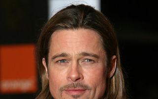 Brad Pitt, primul bărbat care devine imaginea parfumului Chanel No. 5