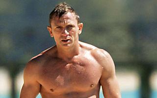 Secretul lui James Bond: Daniel Craig stă în frigider ca să nu se îngraşe