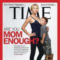Coperta din Time, parodiată de un star american - FOTO