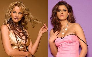 România mondenă: Top 5 cele mai frumoase mame şi fiice. Vezi cum arată!