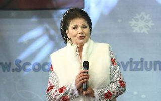 Irina Loghin, internată la Spitalul Militar din Bucureşti