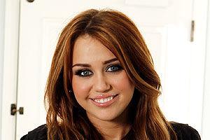Hannah Montana la prima ei scenă de dragoste