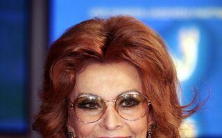 Andreea Marin se va întâlni cu Sophia Loren la Marsilia