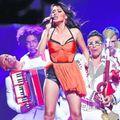 Eurovision 2012. Elena de la Mandinga, criză de nervi la Baku