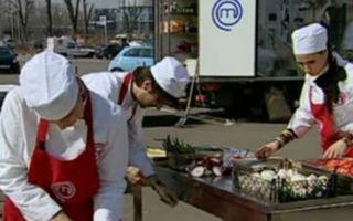 MasterChef: Mici şi salată pentru taximetrişti  - VIDEO