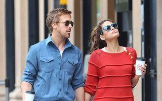 Eva Mendes i-a dat ultimatum lui Ryan Gosling
