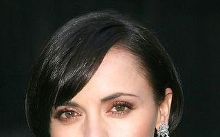 Christina Ricci, fără machiaj