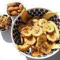 Chipsuri sănătoase din banane