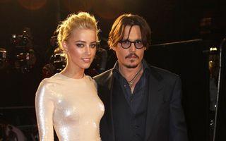 Iubirea după Paradis: Noua cucerire a lui Johnny Depp e bisexuală