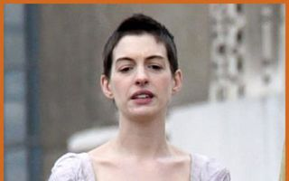 """Cum a slăbit Anne Hathaway pentru rolul din """"Les Miserables"""""""