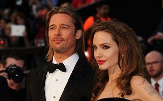 Unde se vor căsători Brad Pitt și Angelina Jolie