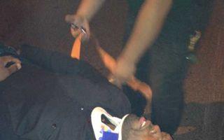 50 Cent, spitalizat de urgenţă, după un accident - FOTO