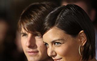 De ce divorțează Tom Cruise și Katie Holmes