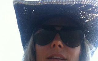 Heidi Klum la plajă, de 4 iulie. Cum a arătat în costum de baie - FOTO