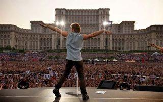Bon Jovi nu a uitat de România! Poza cu care starul se mândreşte