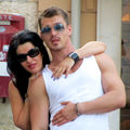 Mihaela Drafta și Bogdan Vlădău, romantici pe străzile din Verona