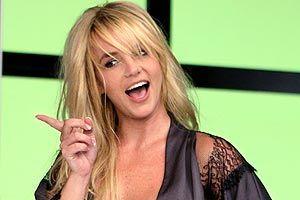 Britney Spears, schimbare radicală