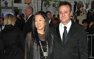 Vera Wang s-a despărţit de Arthur Becker