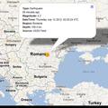 Cutremur de 4,3 grade în Vrancea