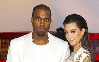 Kim Kardashian şi Kanye West, în viitor