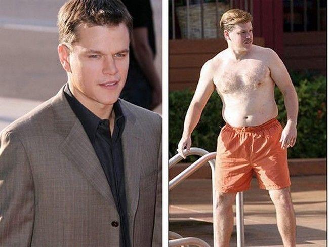 actorul de la hollywood își pierde greutatea