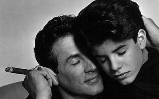 """Drama lui """"Rocky"""": Sylvester Stallone, devastat de moartea fiului său"""