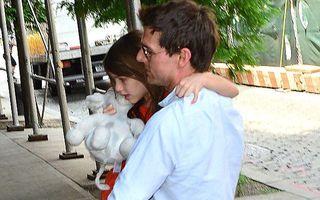 Moment emoţionant: Tom Cruise şi-a văzut fiica