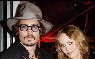Johnny Depp o vrea înapoi pe Vanessa Paradis