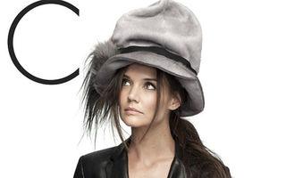 Katie Holmes, prima apariţie într-o revistă după divorţ