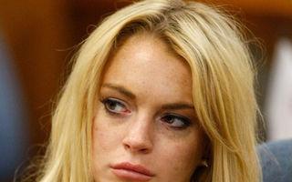 Lindsay Lohan, un nou accident de maşină