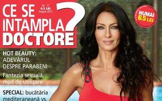 Mihaela Rădulescu nu crede în diete drastice şi pastile de slăbit